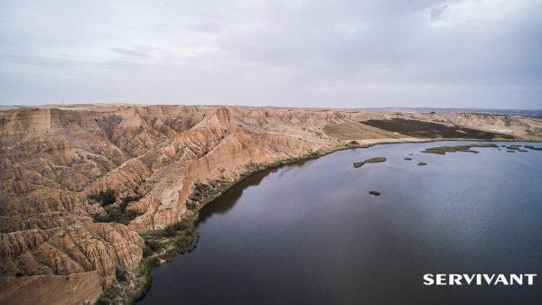 Las Barrancas de Burujón ( Toledo )