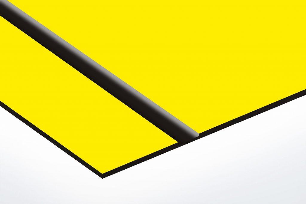Amarillo / Negro