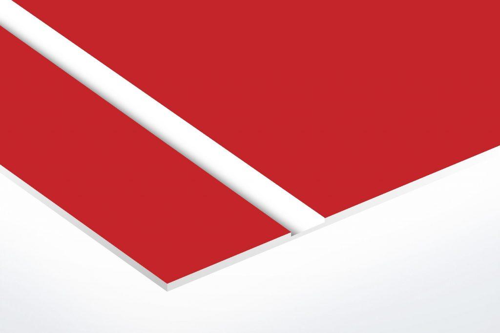 Rojo / Blanco